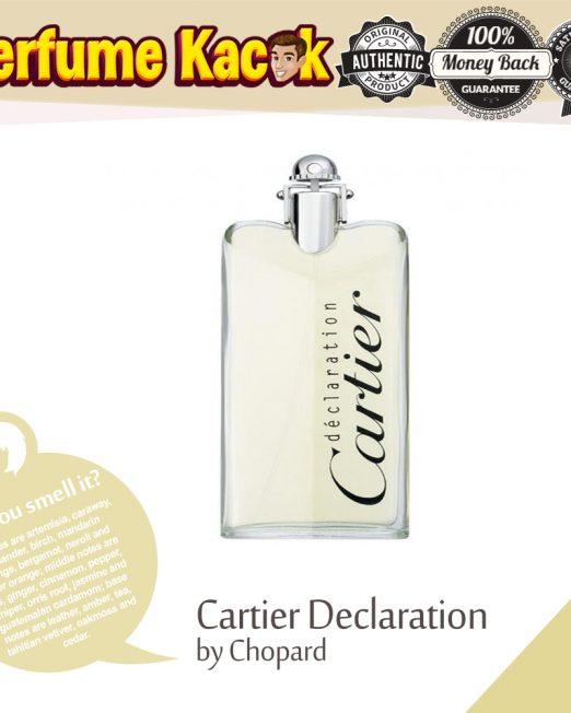 CARTIER-DECLARATION