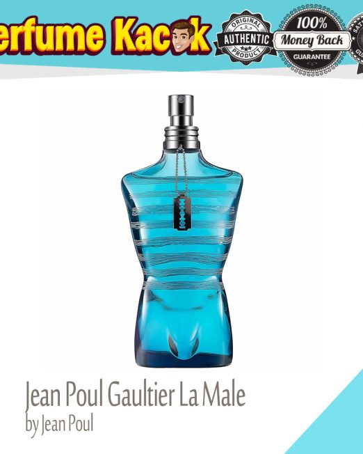 Jean Poul Gaultier La Male 75