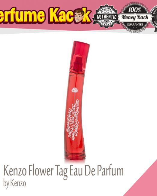 KENZO FLOWER TAG EAU DE PARFUM 100ML
