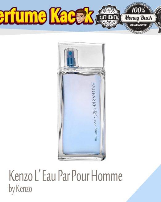 KENZO L'EAU PAR POUR HOMME 100ML