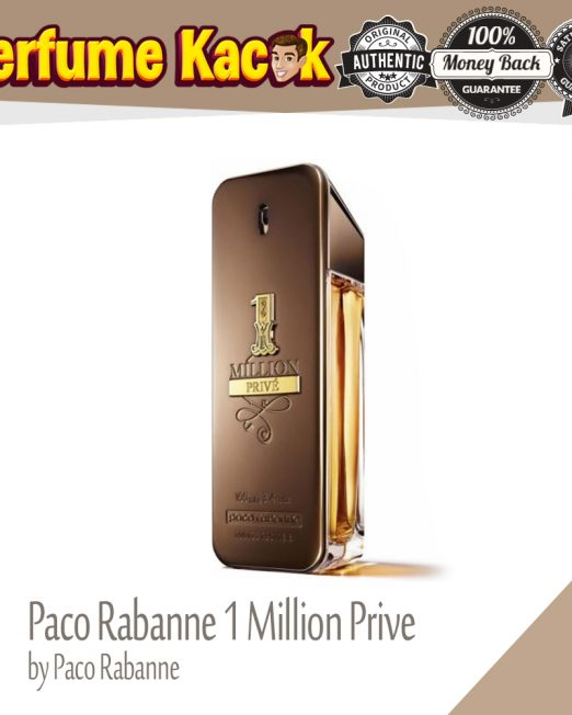PACO RABANNE 1 MILLION PRIVE 100ML 220