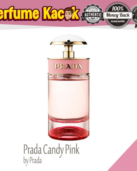 PRADA CANDY PINK 80ML