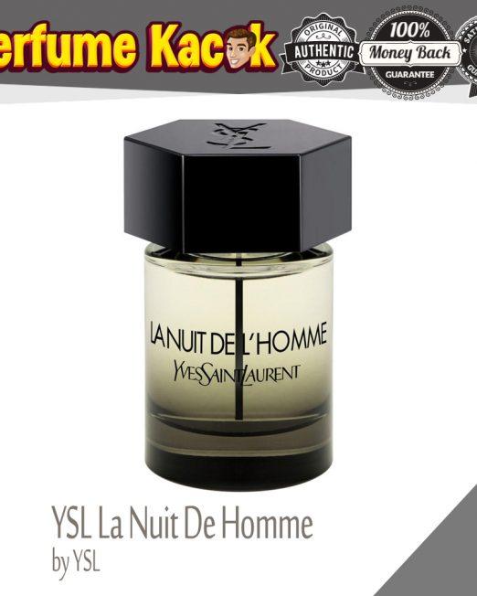 YSL LA NUIT DE HOMME 100ML