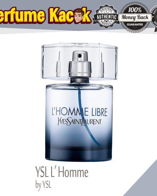 YSL L'HOMME LIBRE 100ML
