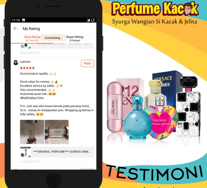 testimoni perfume kacak 2